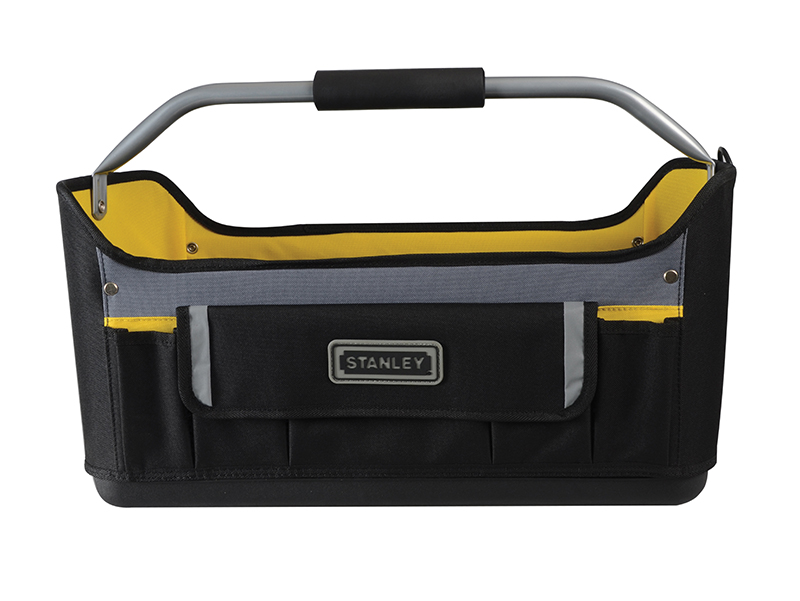 Thumbnail image of Stanley Open Tote Tool Bag with Rigid Base 50cm (20in)