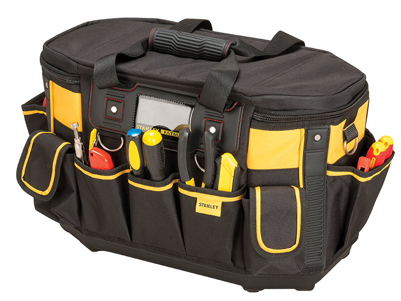 Thumbnail image of Stanley FatMax® Round Top Rigid Tool Bag 50cm (20in)
