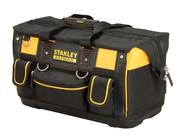 Thumbnail image of Stanley FatMax® Open Mouth Rigid Tool Bag 50cm (20in)