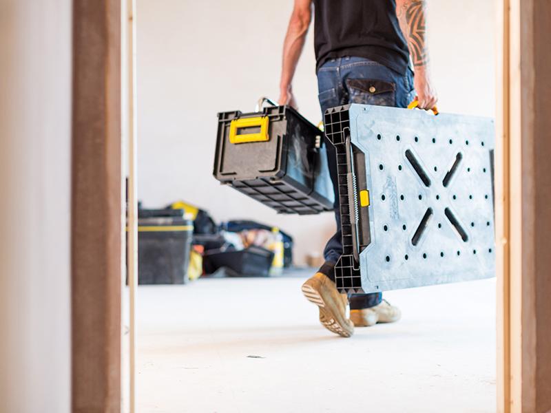 Thumbnail image of Stanley FatMax® Express Folding Workbench