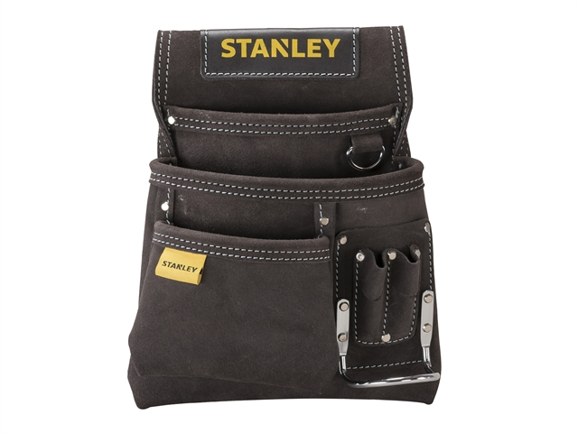 Thumbnail image of Stanley STST1-80114 Leather Nail & Hammer Pouch
