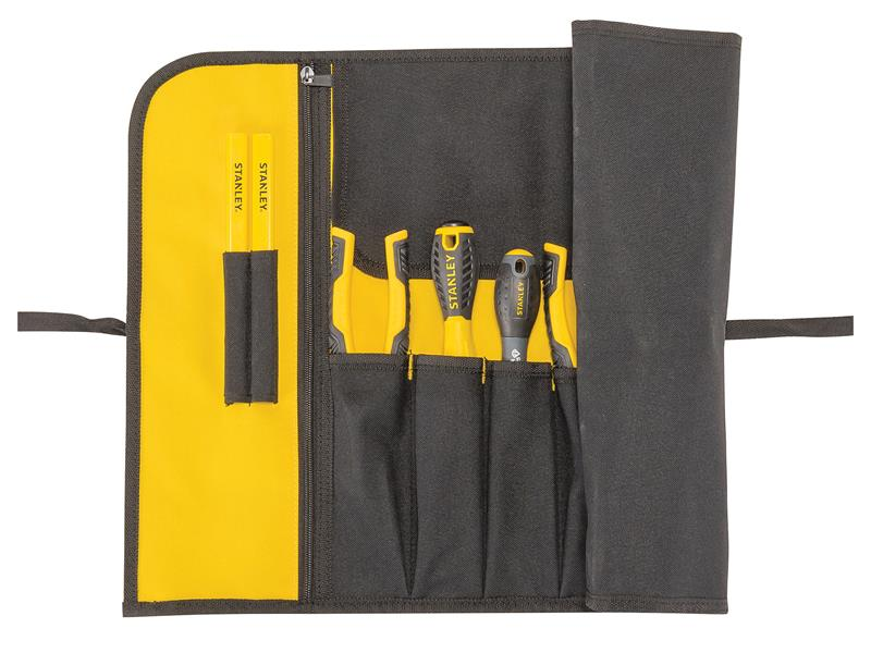 Thumbnail image of Stanley 12 Pocket Tool Roll 64 x 38.5cm
