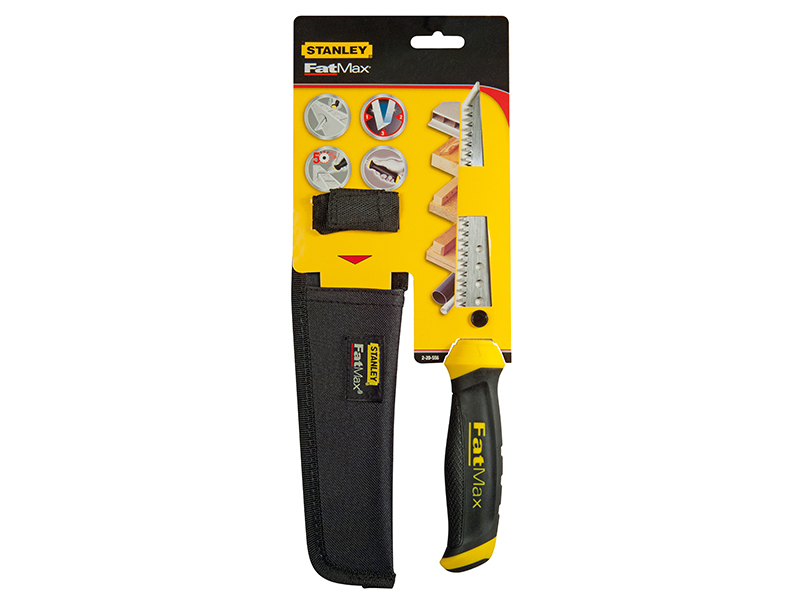 Thumbnail image of STANLEY FatMax® Jab Saw & Scabbard 150mm (6in) 7 TPI