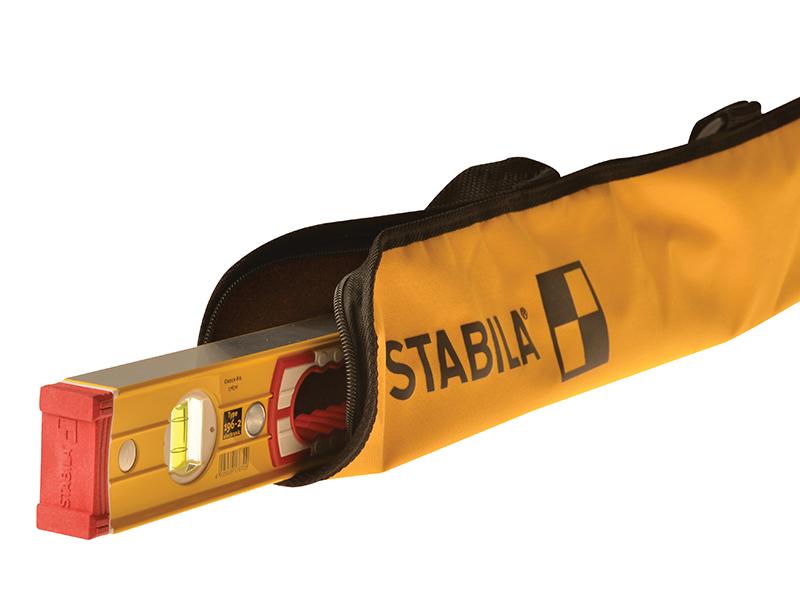 Thumbnail image of Stabila 196-2 Electronic Spirit Level IP65 3 Vial 17673 122cm