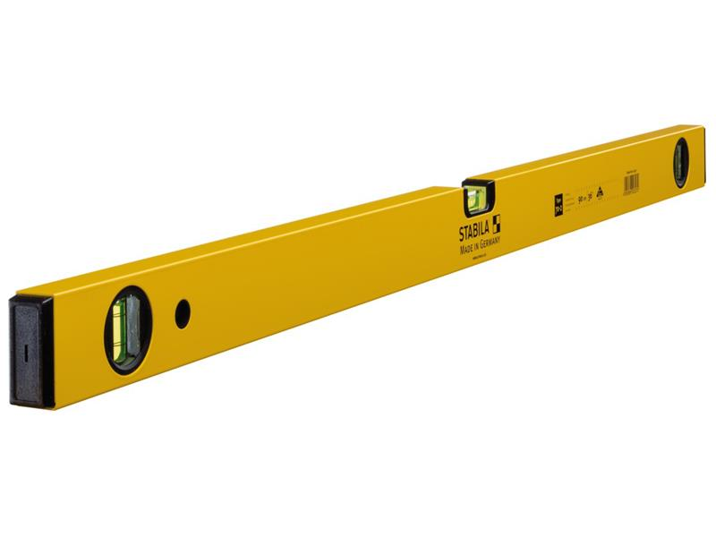 Thumbnail image of Stabila 70-2-180 Double Plumb Spirit Level 3 Vial 180cm