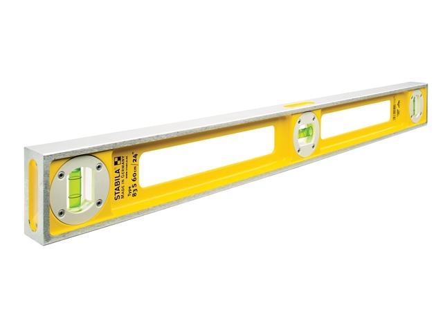 Thumbnail image of Stabila 83S Level Double Plumb 3 Vial 2544 60cm