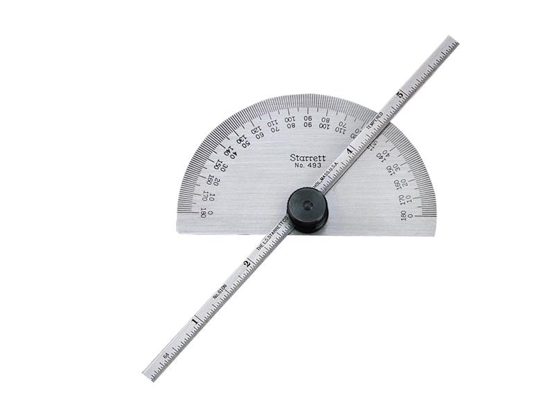 Thumbnail image of Starrett C493ME Protractor & Depth Gauge 150mm (6in)