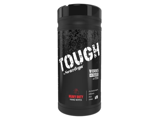 Thumbnail image of Swarfega Tough® Hand Wipes (Tub 70)