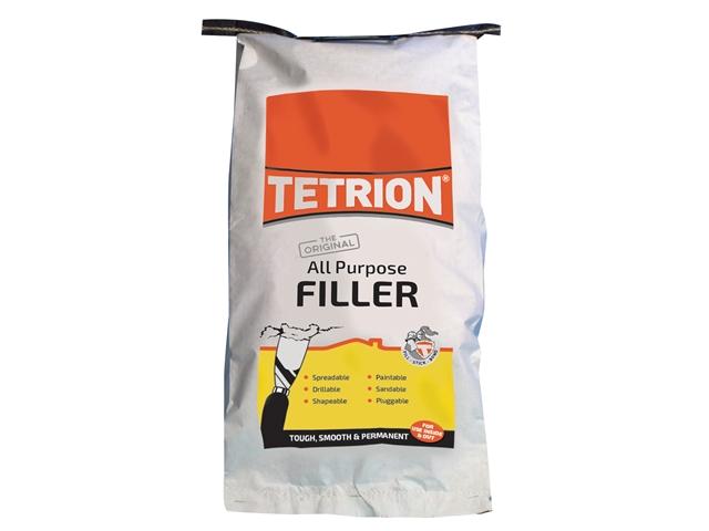 Thumbnail image of Tetrion All Purpose Powder Filler Sack 10kg