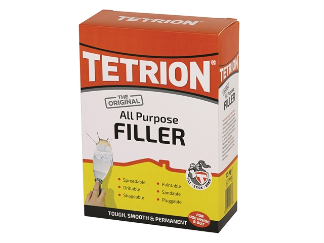 Thumbnail image of Tetrion All Purpose Powder Filler Decor 1.5kg
