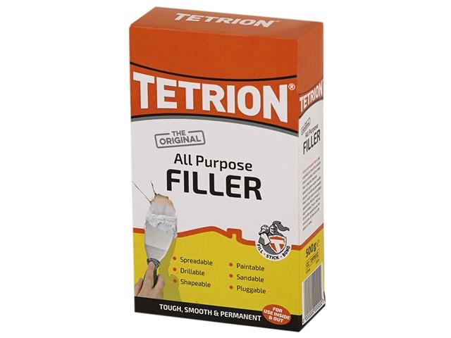 Thumbnail image of Tetrion All Purpose Powder Filler Standard 500g