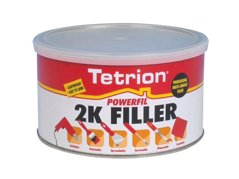 Thumbnail image of Tetrion Powerfil 2-Part Filler 1 litre