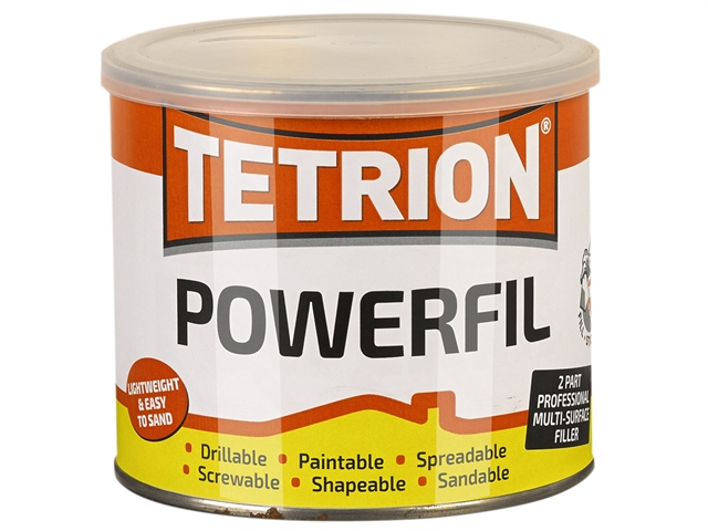 Thumbnail image of Tetrion Powerfil 2-Part Filler 2 litre