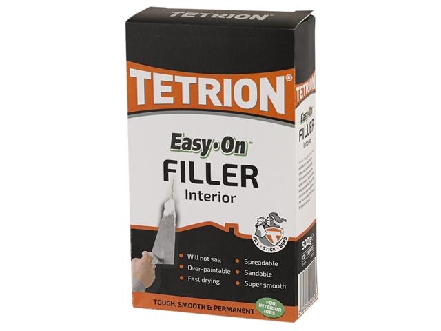 Thumbnail image of Tetrion Interior Easy-On Filler 1.5kg