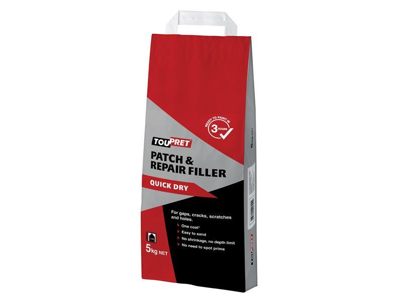 Thumbnail image of Toupret Quick Dry Patch & Repair 5kg
