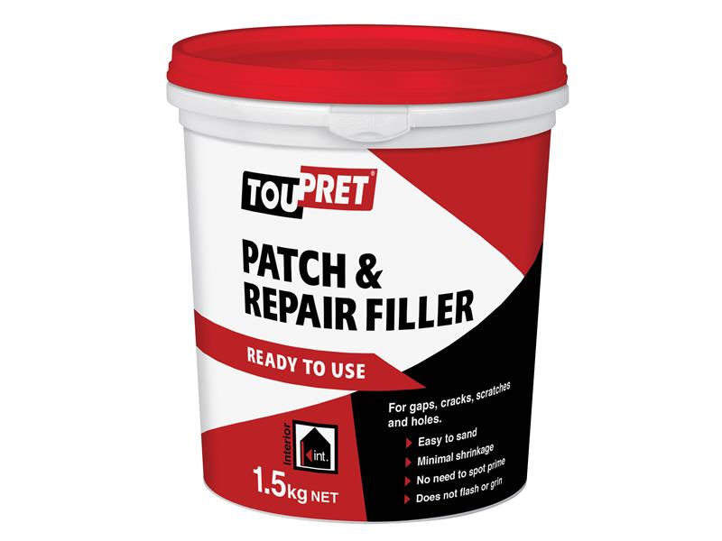 Thumbnail image of Toupret Ready to Use Patch & Repair 1.5kg