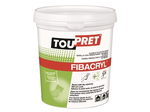 Thumbnail image of Toupret FIBACRYL® Flexible Filler 1kg