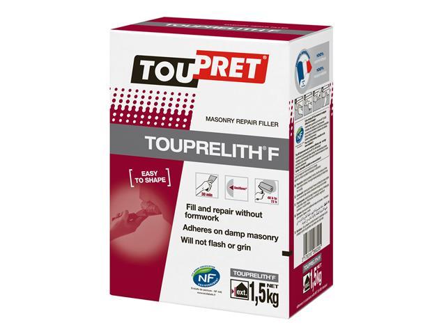 Thumbnail image of Toupret TOUPRELITH® F Masonry Repair Filler 1.5kg