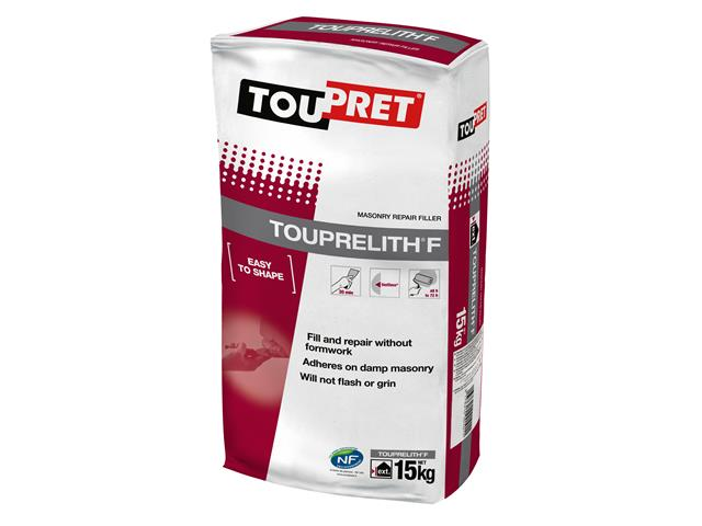 Thumbnail image of Toupret TOUPRELITH® F Masonry Repair Filler 15kg