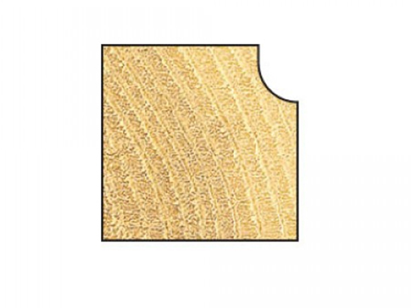 Thumbnail image of Trend 13/3 x 1/4 TCT Radius Cutter 10.0mm Radius