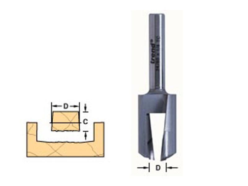 Thumbnail image of Trend 24/80 x 1/4 TCT Plug Maker No.8