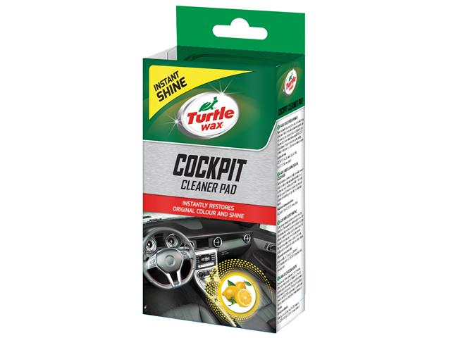 Thumbnail image of Turtle Wax Cockpit Cleaner Pad
