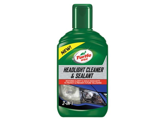 Thumbnail image of Turtle Wax Headlight Cleaner & Sealant 300ml