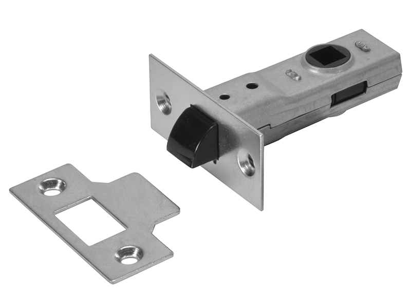 Thumbnail image of Union J2600 3.0 Tubular Latch Essentials Zinc Plated 79mm 3in Boxed