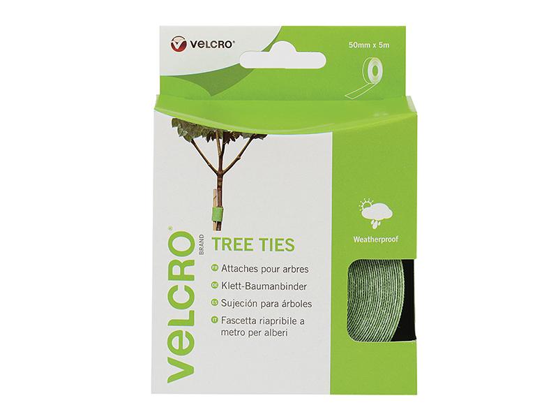 Thumbnail image of Velcro VELCRO® Brand ONE-WRAP® Tree Ties 50mm x 5m Green
