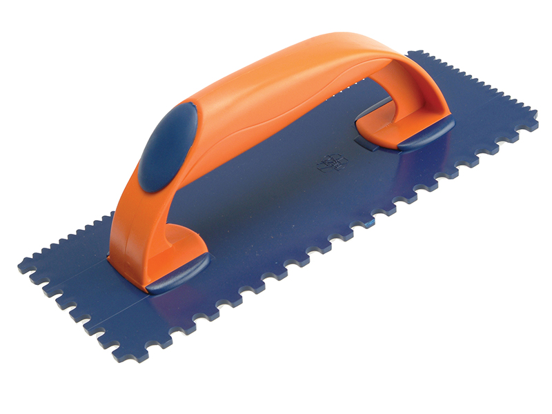 Thumbnail image of Vitrex Notched Tile Trowel 4/7mm Plastic 11 x 4.1/2in