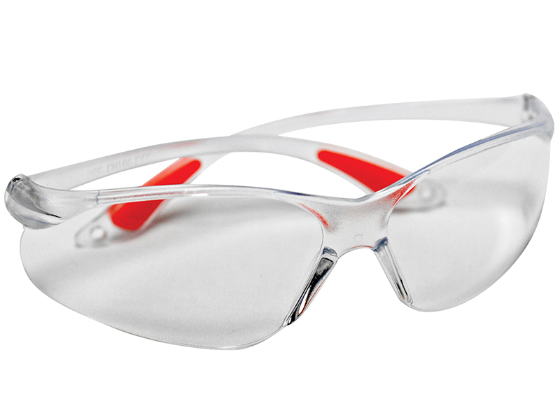 Thumbnail image of Vitrex Premium Safety Glasses - Clear