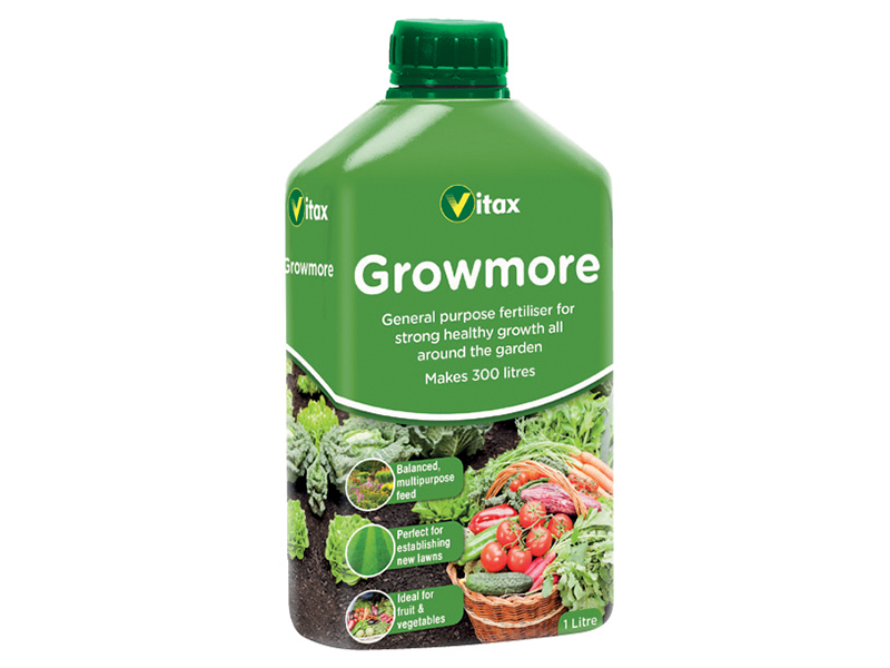 Thumbnail image of Vitax Growmore Liquid 1 litre