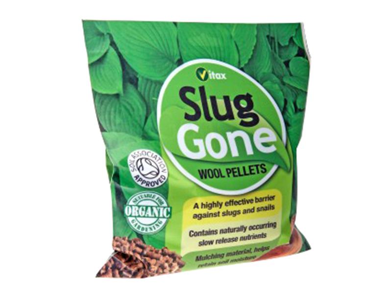 Thumbnail image of Vitax Slug Gone Wool Pellets 3.5 litre