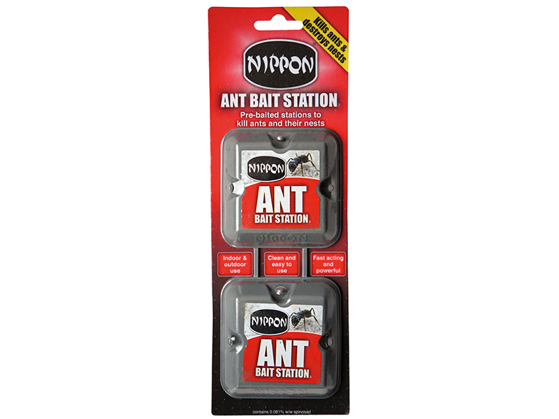 Thumbnail image of Vitax Nippon Ant Bait Station (Twin Pack)