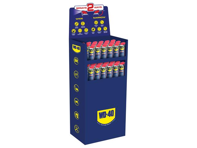 Thumbnail image of WD40 WD-40® Multi-Use Maintenance Smart Straw 450ml (Display of 56)