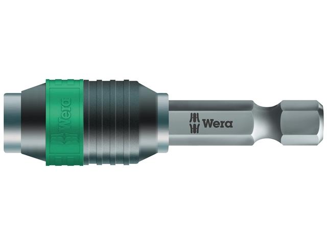 Thumbnail image of Wera 889/4 Rapidaptor Universal Quick-Release Bit Holder 50mm
