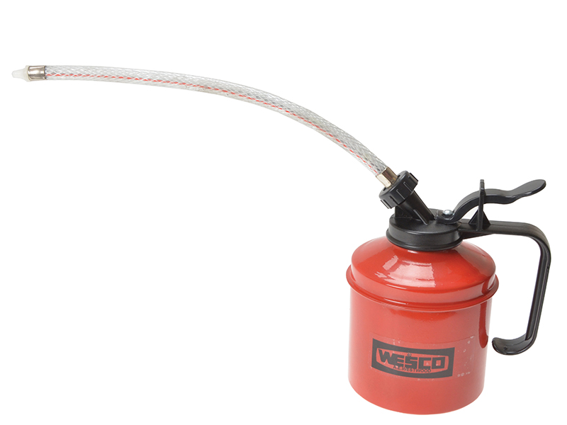Thumbnail image of Wesco 40/F 500cc Oiler with (9in) Flex Spout 00405