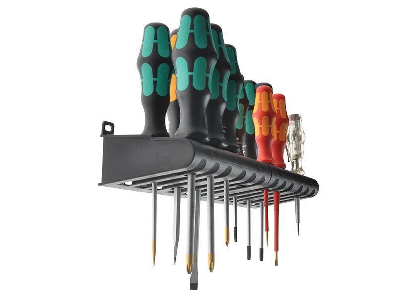 Thumbnail image of Wera Kraftform Plus XXL 2 Artisan Screwdriver Set, 12 Piece SL/PH/PZ/TX