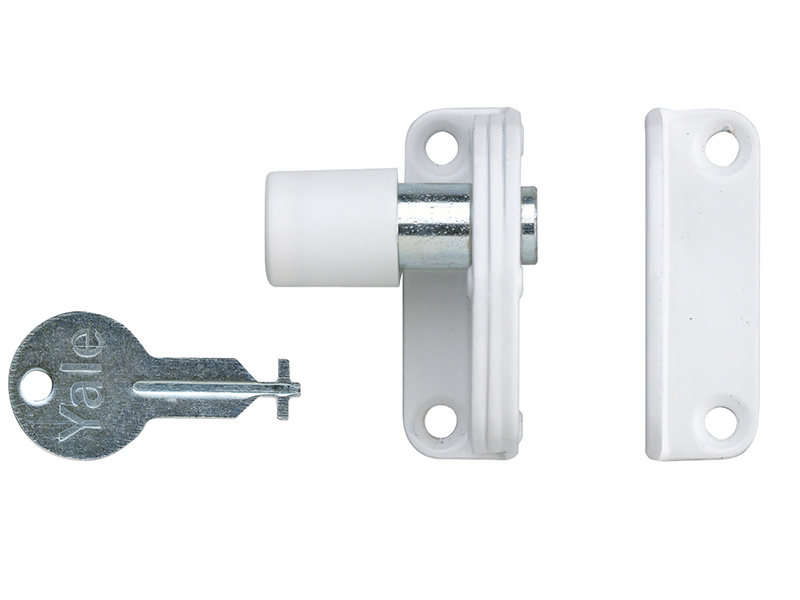Thumbnail image of Yale P123 Sash Window Presslock White