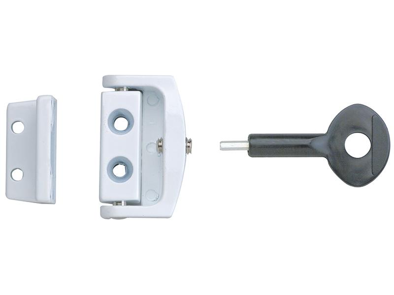 Thumbnail image of Yale P113 Toggle Window Lock White (Pack 2)