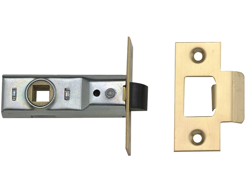 Thumbnail image of Yale M888 Tubular Mortice Latch 64mm 2.5 in Chrome Finish Pack of 3
