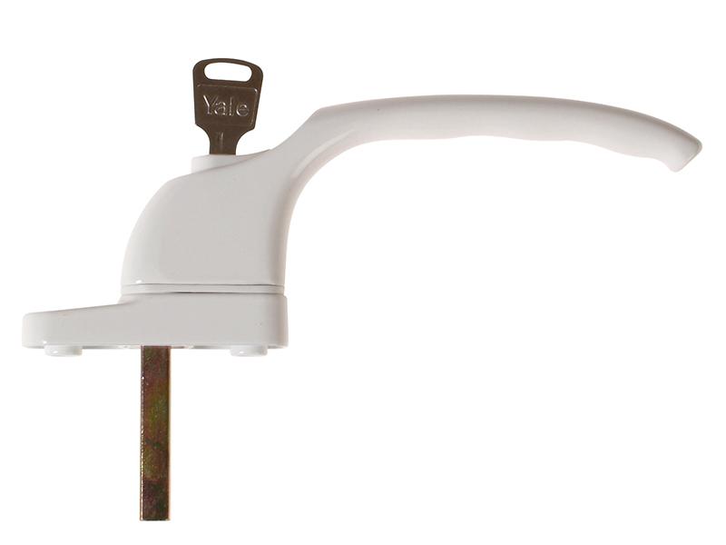 Thumbnail image of Yale PVCu Window Handle White Finish