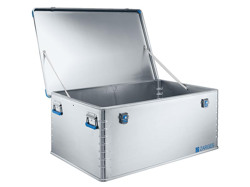 Thumbnail image of Zarges 40709 Eurobox Aluminium Case 1150 x 750 x 480mm (Internal)