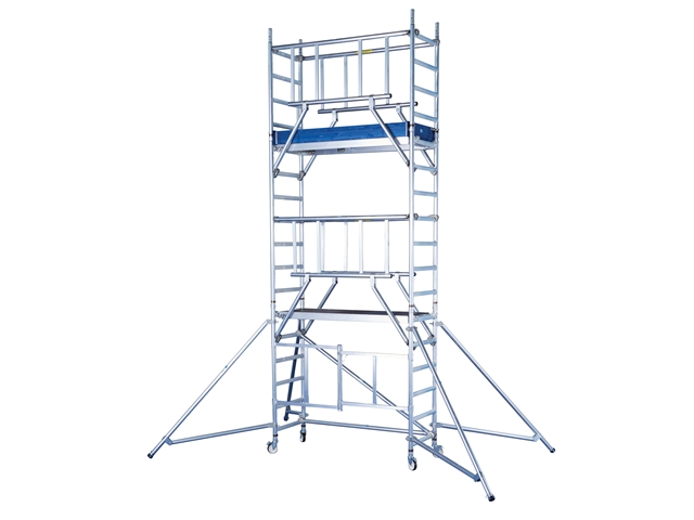 Thumbnail image of Zarges Reachmaster™ ARG Tower Working Height 5.7m Platform Height 3.7m